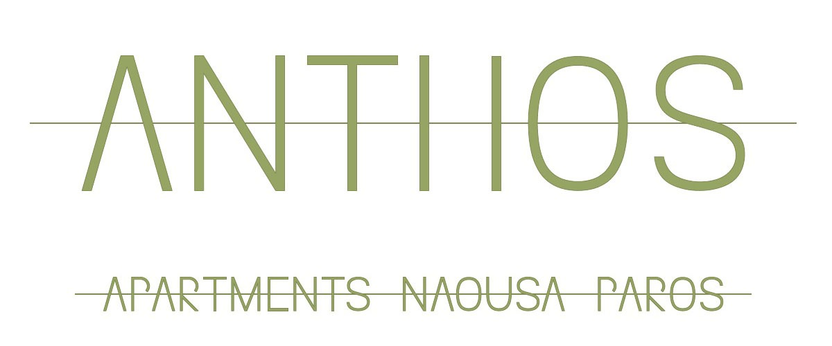 Anthos Apartments – Naousa Paros